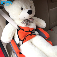 Baby Kids Car Safety Seat Belt Adjuster Car Safety Belt Device Baby Child Protector Positioner Car Seat Belt Cover Breathable(China)