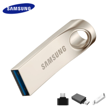 SAMSUNG USB 3.0 Flash Drive 32GB 64GB 128GB 150MB/s Metal Mini Pen Drive Pendrive Memory Stick Storage Device U Disk Free Ship