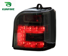 KUNFINE Pair Of Car Tail Light Assembly For PROTON PERDANA KANCIL 1994-2016 Brake Light With Turning Signal Light(China)