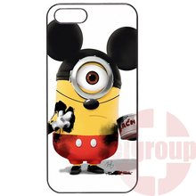 Mickey Mouse Top Selling Cute Cartoon For LG G2 G3 G4 G5 Stylus For Xiaomi Redmi Note 2 3 4 Mobile Phone Shell Protector