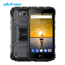 Ulefone Armor 2 Android 7.0 4G Smartphone IP68 Waterproof 5.0'' Helio P25 Octa Core Mobielphone 6GB 64GB NFC 16MP+13MP 4700mAh(China)