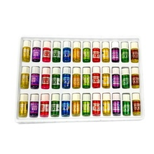36Pcs/Set Useful Women Beauty Oils Essential Oil 12 Kind 3ML Fragrance Aromatherapy Oil Natural Spa Oil Pack NEW(China)