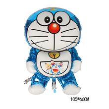 Big Cute Cat Doraemon Animal Balloons Inflatable Air Balloons Kids Fun Pets Classic Toys Globos Party Supplies Balloon Gifts
