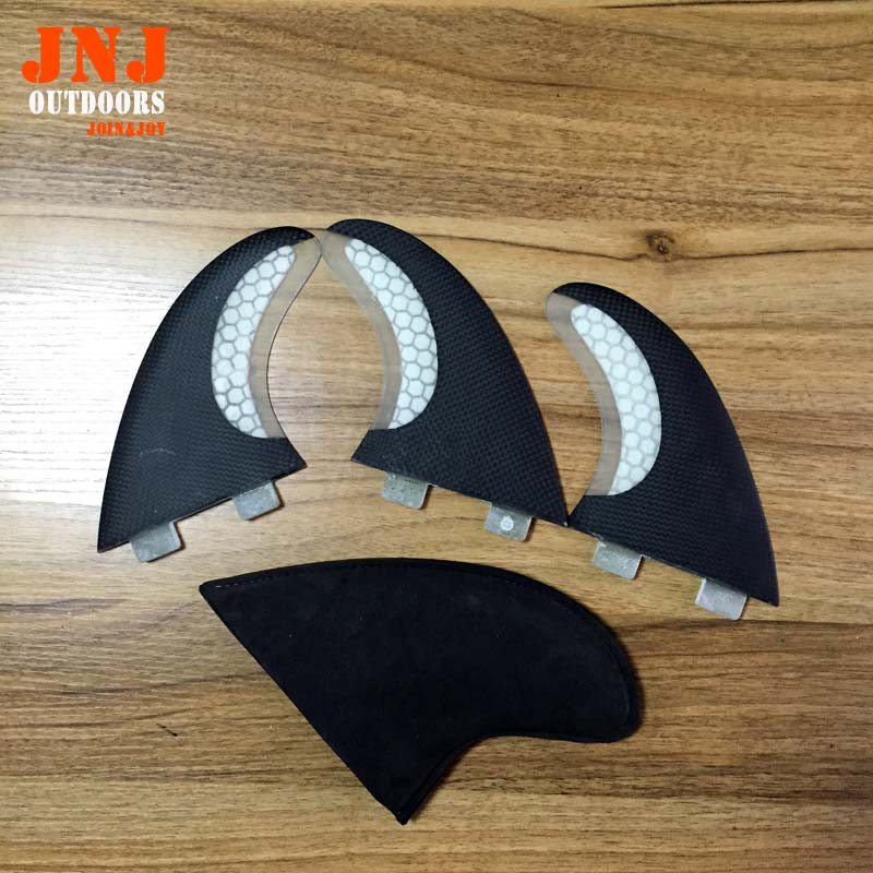 top selling strongest carbon fiberglass surfboard FCS M G5 fins surf fins<br><br>Aliexpress
