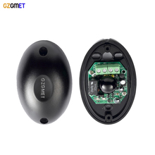 GZGMET Cheapest Single Beam Infrared Active Photoelectric Detector for Burglar Alarm System(China)