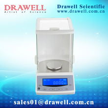 High precision DT-B series Load Cell Analytical Balance( 1mg; External Calibration) 0-300g(China)