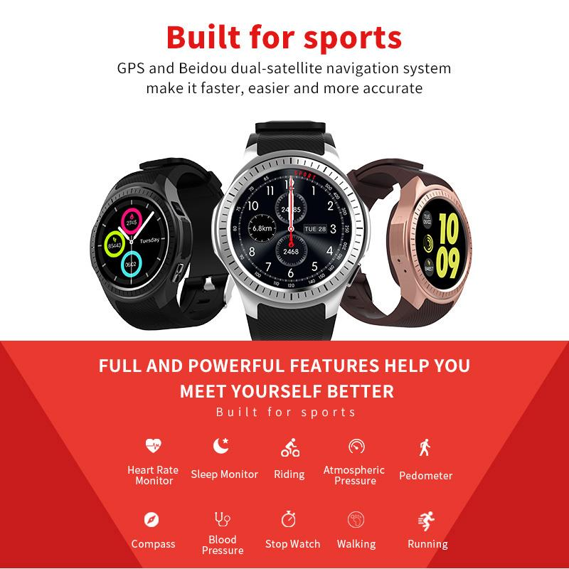 GPS Bluetooth Smart Watch for Sports 1