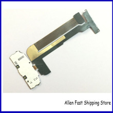 New N95 LCD Flex , Original For Nokia N95 8GB  LCD Screen Connector Flex Ribbon Cable. Free Tracking No.