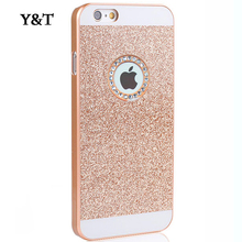 2015 cheap case for apple iphone 6 iphone6 4.7 luxury waterproof phone mobile accessories cases i6  i fashion by pc flash powder