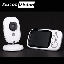 VB603 10PCS/lot Baby Monitor Wireless Security IP Camera Night Vision Audio Recording Surveillance Indoor Baby Monitor
