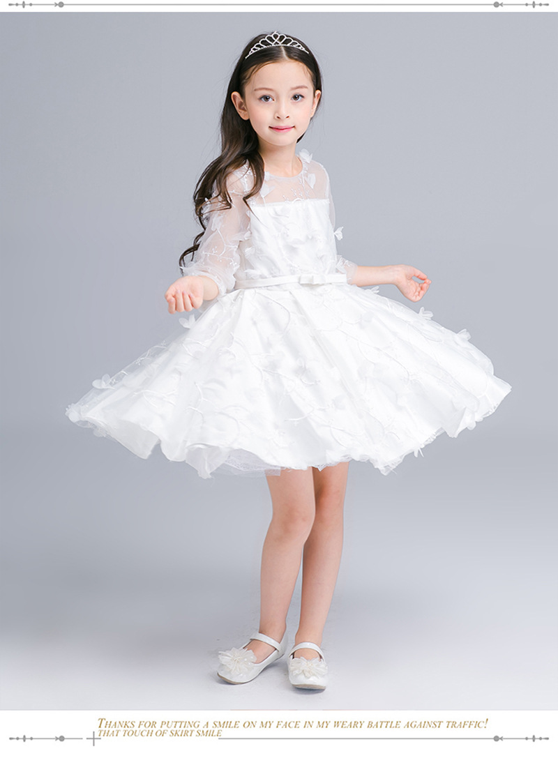 Kids Summer spring Girl Dress Frozen blue Net yarn Elegant Pageant wedding dresses clothes Cosplay Formal Party costome princess<br><br>Aliexpress