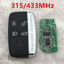 Remote Key Smart Card for Land&Range Rover Evoque Discovery 315MHz&433MHz
