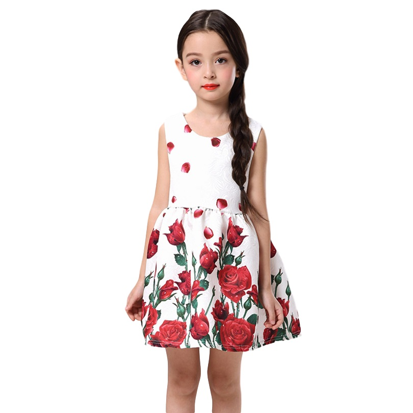 Milan Creations Flower Girl Dress Summer Style Kids Dresses For Girls Princess Dress Girls Cute Milan Creations Robe Fille<br><br>Aliexpress
