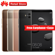 Huawei Mate 10 6GB RAM 128GB ROM 5.9''Kirin 970 Android 8.0 2560*1440 20.0MP 4000mAh NFC Fingerprint Mobile Phone(China)