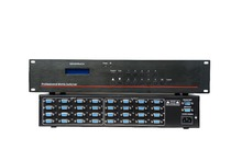 24X8 VGA Matrix Switcher      VGA  Matrix Switcher       24X 8  VGA Matrix Switcher       24 ins 8 outs  VGA Switcher