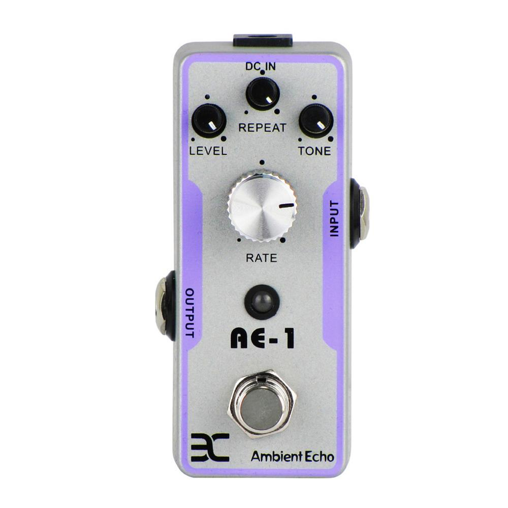 ENO AE-1 Ambient Echo Electric Pedal With True Bypass Design TC-21 Single Guitar Effect Pedal<br>