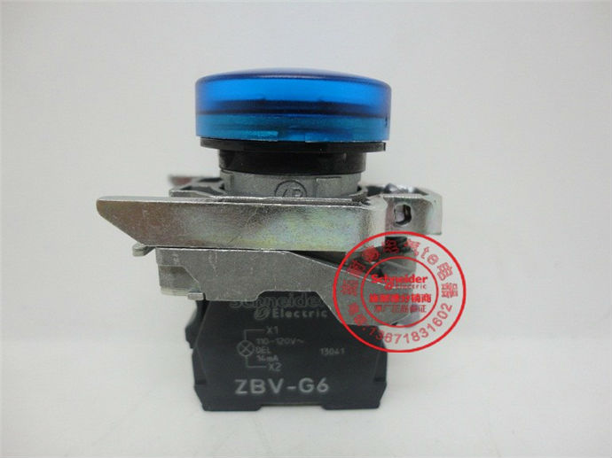 Push button switch XB4 Series XB4BVG6 XB4-BVG6<br>