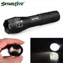 High Quality 3500 Lumen 5 Modes CREE XM-L T6 LED Torch Powerful 18650 Flashlight Lamp Light  linterna led linterna tactica
