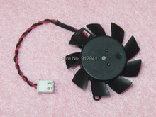Cooler Master FY04010M12LNB 37mm Graphics / Video Card VGA Cooler Fan Replacement 31mm 12V 0.20A 2Wire 2Pin Connector