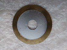 RZZ Diamond Cutting Disc for Glass Diamond Saw Blade 80*20*1mm Free Ship 2pcs/lot(China)