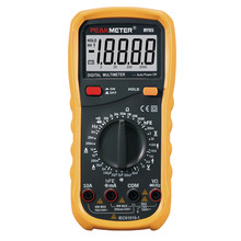 MY65 Multimetro Digital Multimeter AC/DC Current Voltage Resistance Capacitance Ammeter Frequency Tester(China)