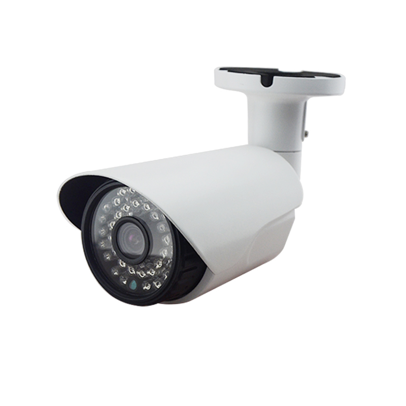 ONVIF 2.1 HD 1.3 Megapixel 960P sd card slot IP Bullte Camera Metal Outdoor Security Camera P2P 36IR-Cut Night vision<br><br>Aliexpress