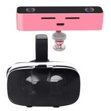 dual lens HD 720P 3D VR camera and VR Glass for android smartphone as mini camcorder