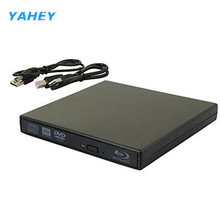 Bluray Drive USB 2.0 External Optical Drive DVD Burner BD-ROM Blu-ray Player Portable CD-RW Writer Recorder for Laptop Computer