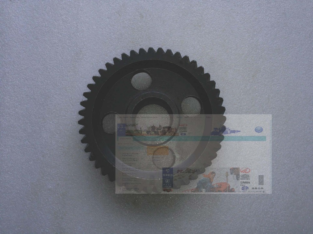 Fengshou FS184 tractor with engine J285T, the idle gear , part number: J285.02.301T1<br>