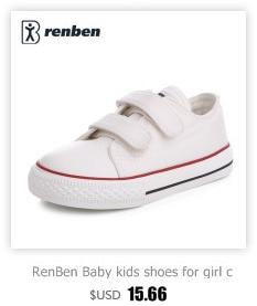 Enfants chaussures pour fille enfants toile chaussures garçons 5