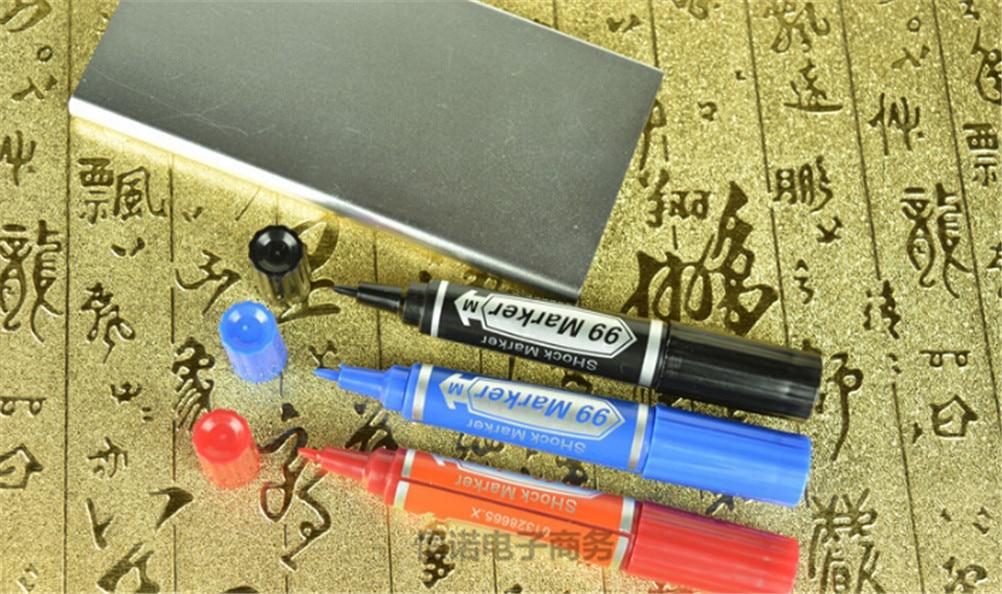 BESTIM INCUK Fun Shocker Joke Gag Prank Gift Crazy Trick Party Supply Electric Shock Marker Pen Novelty Funny Toy