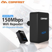 Comfast CF-WR150N High Speed Up to 150Mbps 802.11b/g/n Wireless Router 3-in-1 Mode WiFi Repeater Signal Amplifier lan Extender