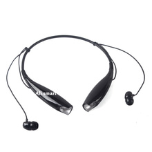 Wireless Bluetooth Headset HV-800 neck halter style type hv800 headset Bluetooth headset with earphones for Samsung iPhone LG