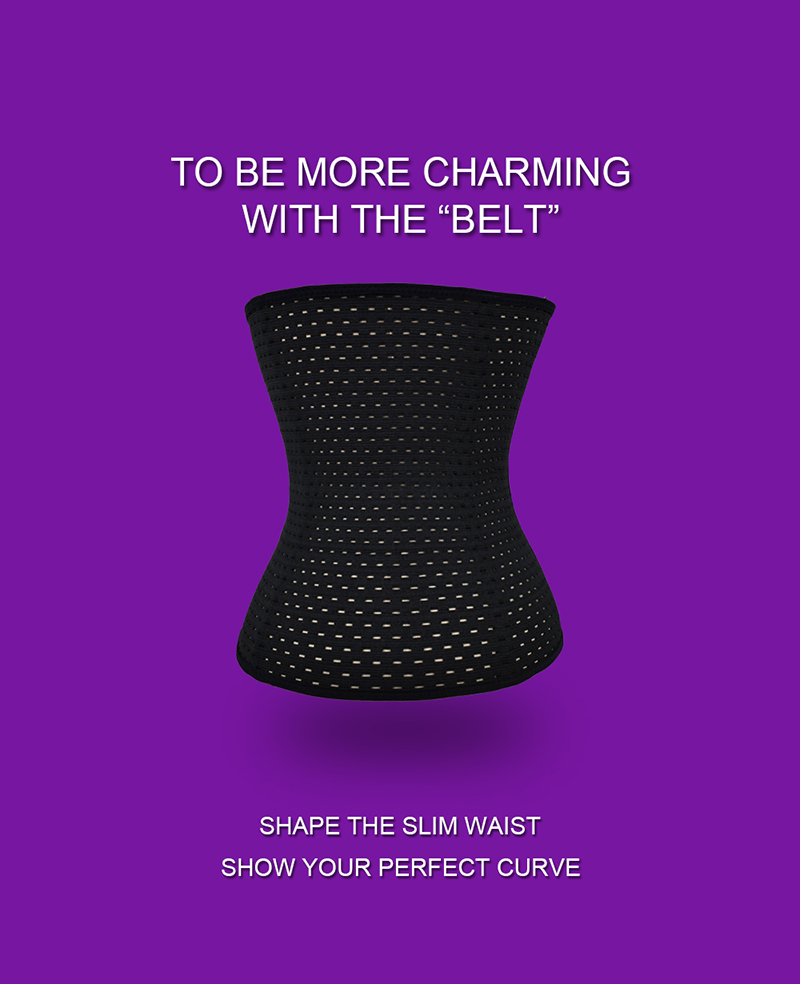 S-6XL Hot Body Shapers Steel Bones Latex Waist Trainer Women High Waist Cincher Trainer Corset Underbust Slimming Belt Shaper 6