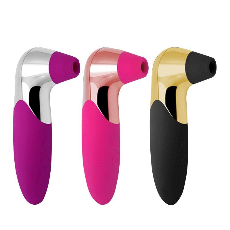 Tongue Licking Sucking Clitoral Stimulator Oral Sex Toys for Women Female Nipple Sucker Clit Pump Vaginal Massager Vibrator A3<br>