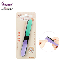 LAMEILA durable surface nail file buffer slim nail art nail polishing manicure procedures professional tool thick sandpaper new(China)