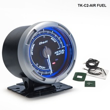 DF Link Meter ADVANCE C2 AIR FUEL Gauge Blue For FORD MUSTANG 86-93 TK-C2-AIR FUEL(China)