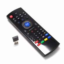 2016 Nnewest MX3 IR 2.4G Wireless Remote Control  Keyboard Air Mouse For PC Android TV Box 87 keys