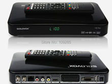 Hot 2016 Solovox F5S plus HD PVR FTA DVB-S2 Satellite Receiver+ wifi adapter, Support Youpron CCCAM/MGCAM/NEWCAM Web TV(China)