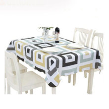 Fudiya PVC Water Proof Table Cloth New Style High Quality Tablecloth Decorative Elegant Table Cover Hotel Banquet Table