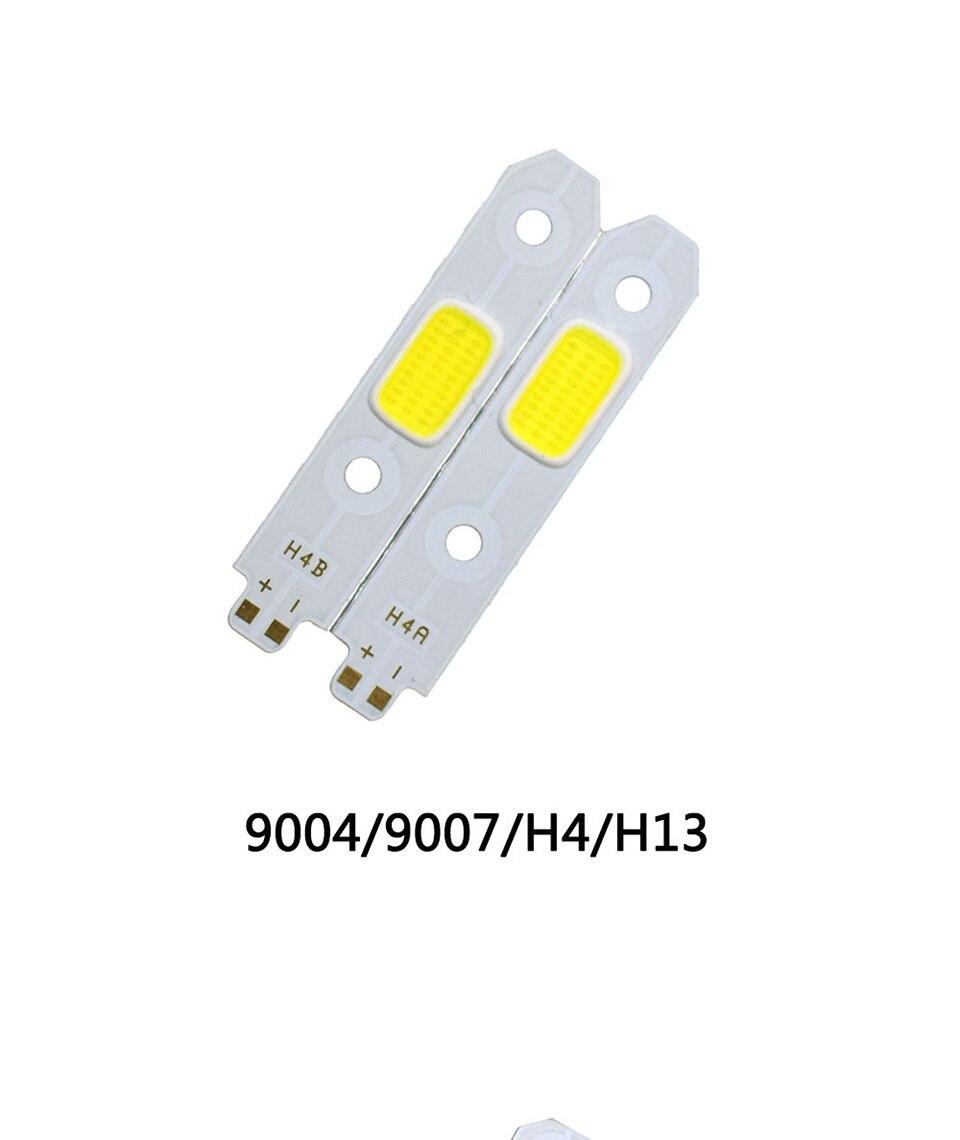 car headlight light source s2 cob light chip on board (2)