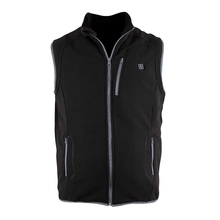 7.4V Electric Heating Vest with 3 Carbon Fiber Heating Pads Warm Keeping Vest for Distributors Wholesalers Retailers Size XS-XXL(China)