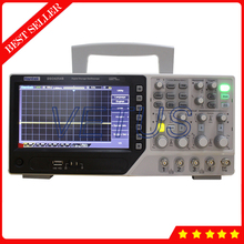 Hantek Brand DSO4254B 250Mhz 4 channel 1Gsa/s Automotive Oscilloscope with Bench type Professional Scopemeter
