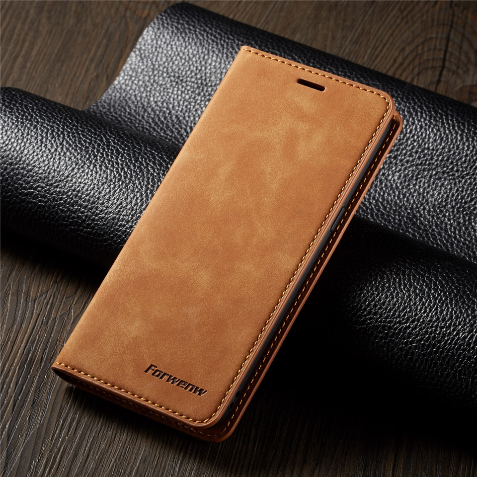 Luxury Case For iPhone XS MAX XR X 8 Plus 6 6S Plus 7 Plus  Phone Case Leather Flip Wallet Magnetic Cover With Card Holder Book(China)