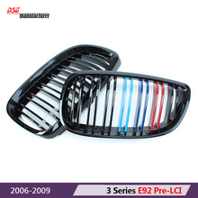 E92 e93 m3 front bumper racing grills for bmw e90 m3 3 series