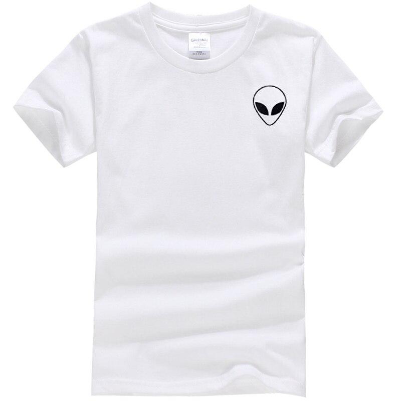 19 couleur S-XL Plaine T Shirt Femmes Coton Élastique De Base Chemises Casual Tops À Manches Courtes Harajuku Alien T-shirt Femme Vêtements 22