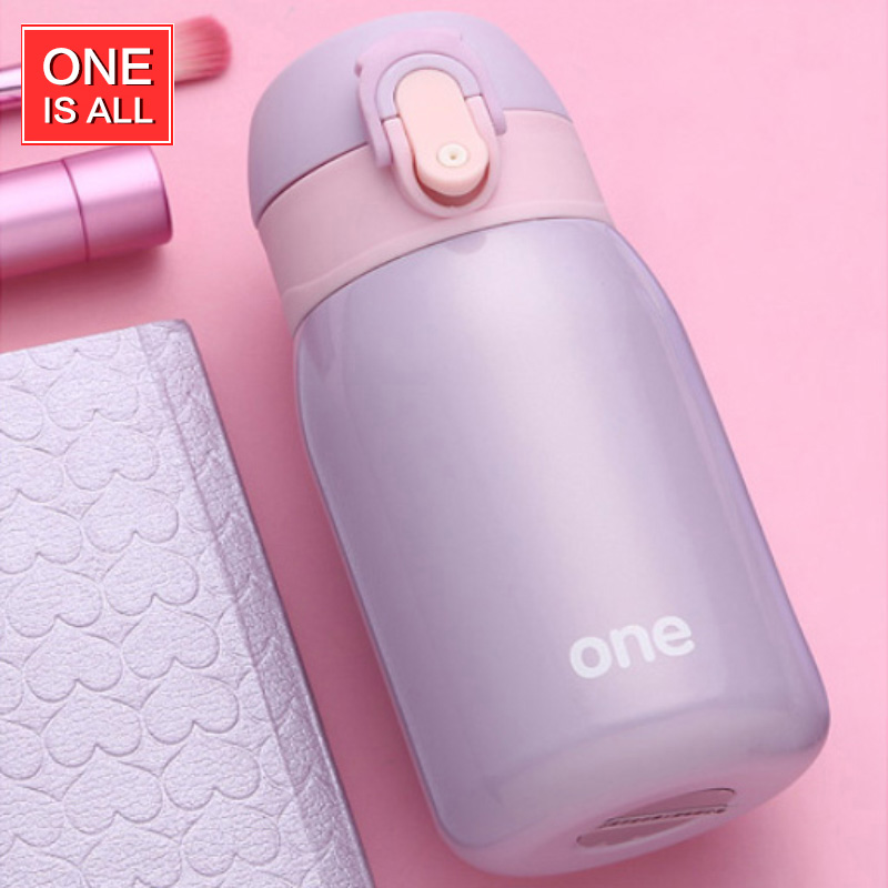 One Is All GYBL084 220ml Stainless Steel Cute Mini Thermos Cup Tea Mug Coffee Mug Water Bottle Vacuum Flasks Tea Cups(China (Mainland))
