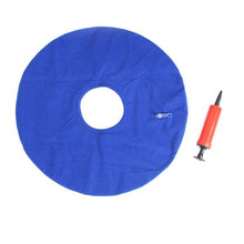New Inflatable Vinyl Ring Round Seat Cushion Medical Hemorrhoid Pillow Donut 0480 Diameter 45*45cm