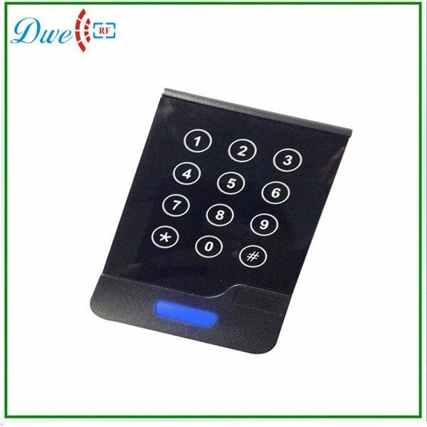DWE CC RF New Design 13.56mhz touch screen keypad reader with 5-10cm  proximity range<br>