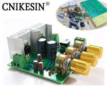 CNKESIN Different Quality Two channel 2.0 15W+15W TDA2030A hifi stereo amplifier AMP board DIY Kit Hifi Enjoy Hot Sale(China)